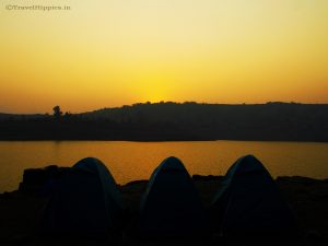 Bhandadara Lake camping Contact Details tent costs