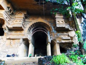 Kondane Caves - The Buddhist Caves on the way to Karjat from Rajmachi