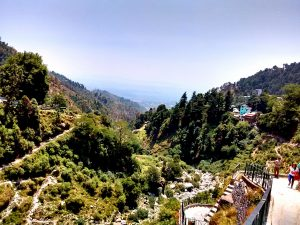 things to do in Mcleodganj, Bhag nag, Bhagsu Watefall, Shiva cafe