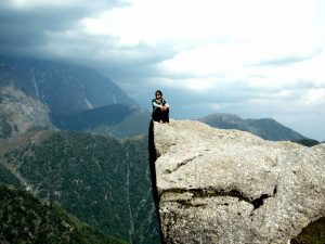 Triund Solo Trek,Triund Trek , Solo Trek to Triund, Things to do in Mcleodganj