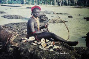 barataang island andaman Jarwa tribe