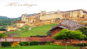 Travel Hippies , Udaipur, Amber Fort, Forts of India
