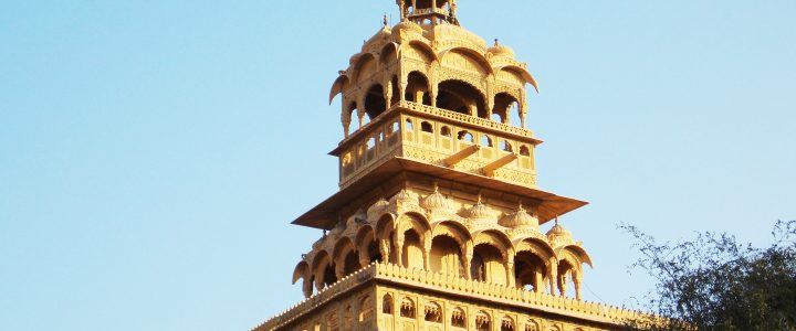The Golden City Jaisalmer – A Travel Guide