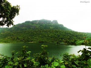 trek to khoj fort, pazhar lake, treks from mumbai , Travel Hippies, monsoon treks near mumbai