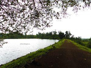 trek to khoj fort, pazhar lake, treks from mumbai , Travel Hippies, monsoon treks near mumbai,
