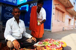Ayodhya streets temple photographs