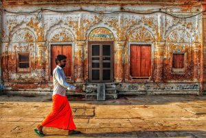 The Stunning Streets of Ayodhya
