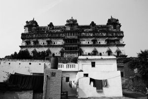 Datia Palace offbeat architecture Madhya Pradesh Orchha Gwalior