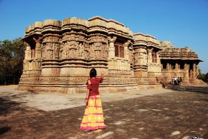 backpack Places Gujarat