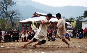 Nyokum Yullo Nyishi Tribal Festival Arunachal India
