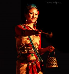 Nyishi Tribe Attire Arunachal India