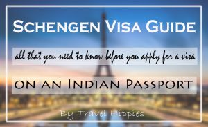 Europe Schengen Visa Requirements Questions